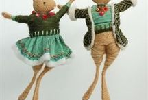 Dolls - Halinka Fraser Fairies