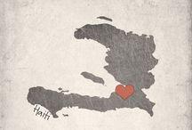 Haiti Fundraising Ideas / by Winnie Green