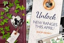 Unlock your Dream Home This April! / Spring is in full swing! The perfect time to get your home preped and in tip top shape before the summer season arrives! Watch out the weekly offers to help you unlock your homes true potential...