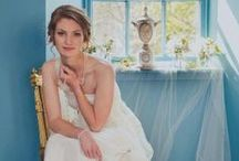Esther Catherine designs / Esther Catherine bridal and eveningwear designs, Styled shoots and real weddings,