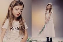 LITTLE BRIT / Wildfox Kids Fall 2014 featuring our little brit, Talluhlah. / by WILDFOX