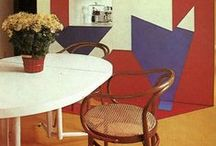 Retro Rooms / Retro / Vintage Interior Design & Home Decor from the  20th Century (70's, and 80's in particular). Kid's Rooms, Living  Rooms, Bedrooms, Bathrooms, Kitchens and Commercial Spaces. Better Homes and Gardens, Billy Baldwin, Dorothy Draper, Memphis. / by Webster & Sons