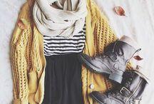 Fall & winter fashion. / Winter & fall style  / by amelia
