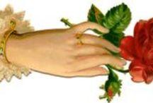 Printables - Hands, Gloves