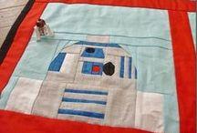 Star Wars Quilt Inspiration / #Maythe4thMQS