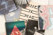 DIY School Ideas ✏️ / Cute tumblr diy ideas for school  Includes binder and notebook designs, stationary diy, and more!!