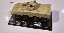 Scale models: Vehicles
