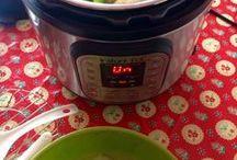 Under Pressure / Pressure cooker recipes