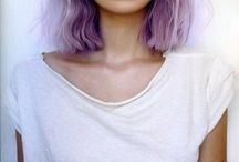 Hair and beauty / #hair #beaty #colored #girl
