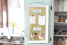 An Organized Home Is a Wonderful Home / Pins to keep the house organized. :) / by Brittany Shaw