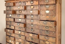 Drawers / by Erin Carney