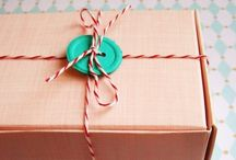 Gift Wrap Love / by Erin Carney