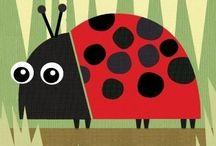 Ladybug Picnic / by Erin Carney