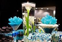 Party Ideas, Decorations and Snacks / by Michelle J