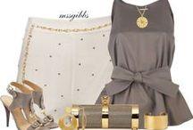 Fashionista / by Michelle J