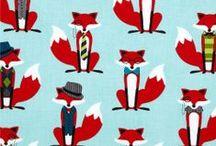 Fabric I Love! / by Jessica Buzenski Geelen