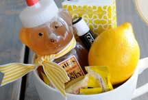Gift Basket Ideas and Gift Ideas / by Michelle J