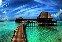 Places I'd Like to Go / Travel destinations