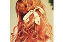 Hairstyles / by Casie Antony