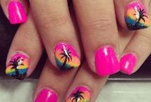 Nails / by Michelle J