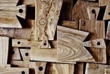 Furniture :: Tree - and just trees :: Wood / Into the Wood / by Rikke Majgaard