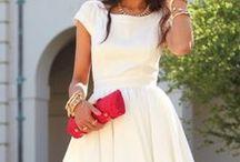 dresses / by Rebecca Curiel