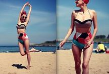 Swim wear. / by Rebecca Curiel