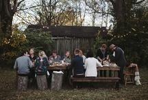 gatherings / by Olivia Shumate