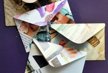 Stationary, paper templates:) / by Michelle J