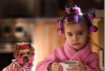 Fashion : A Little Fashionista / So cool , so cute , the future fashionista .  / by Joanne Honer