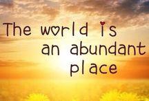 Abundance & Prosperity / by Laura Morris