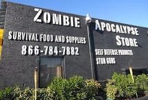 Zombie Apocalypse!!! / by Jacqueline Wong