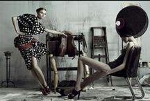 High Fashion/Fine Art Photography / by Mariah Wilder