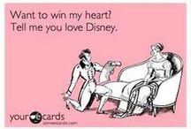 Disney ❤ / by Rebecca Curiel