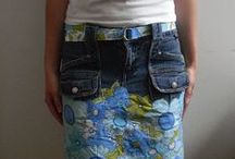 Sewing - Upcycling Projects