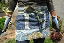 Aprons / Cute Aprons to Make / by Vicki Hillhouse