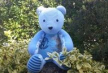 TOTZ Treasures - Memory Bears / Unique Hand Made Memory Bears and Animals