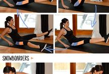 exercise / by Rebecca Curiel