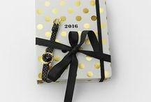 Gifts & wraping ideas
