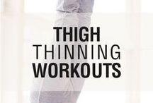 Sport: W o r k o u t s / Healthy food. Sports and exercise that make me feel good.  / by Ilse Riteco