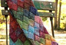 Crocheting & Knitting / by Sandy Altendorf