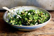 Vegetable Dishes / Vegetarian, vegan and whole food recipes. Side dishes and seasonal inspiration for meal ideas.