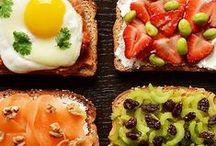 Breakfast / The best foods happen here.  / by Allison Bovee