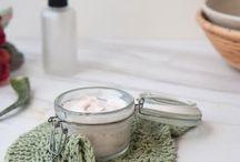 Natural Beauty / Natural salves, DIY balms and natural skin care