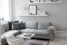 Living Spaces / Living rooms, sitting rooms, sofa love and places for families to relax in