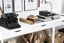Studios & Workspaces / Work spaces, studios & desks