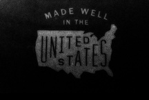 Made in USA / by Seth Lucas