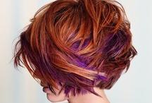 Hair & beauty / redheads, hair style how-tos, & beauty tips