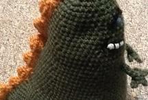 Crochet / Tutos, patrons, points, idées et astuces. / Tutorials, patterns, stitches, ideas and tips. / by Charline David