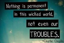 wise words / by Victoria Gonzalez